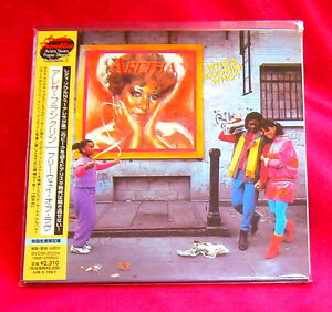 Aretha-Franklin-Who-039-s-Zoomin-Who-MINI-LP-CD-JAPAN-BVCM-35224