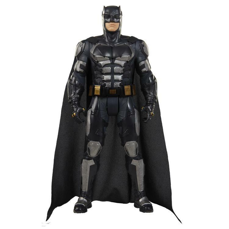 Jakks Justice League Big-Figs Tactical Suit Batman-19 - 9 Pieces