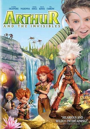 Arthur And The Invisibles Dvd 2011 For Sale Online Ebay