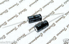EPCOS 2pcs 100uF 25V Axial Electrolytic Capacitor-B41283-B5107-T SIEMENS