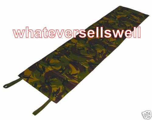 Armee Militär Stil Camo Z Zusammenfaltbar Sleep Matte für Ersatz Camping Bett