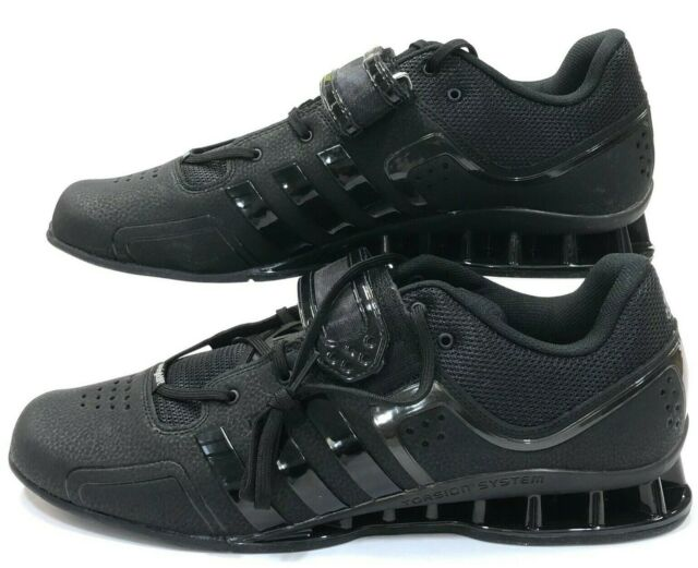 Size 14.5 - adidas adipower Weightlifting Core Black