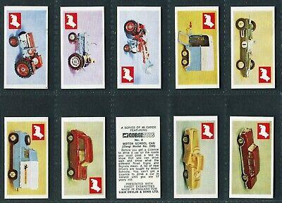 - EXC+++ LIAM 50 CARDS DEVLIN -FULL SET- WONDERS OF THE WORLD