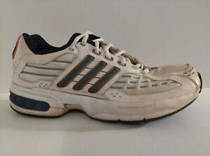 564e58b7a1df5 ADIDAS Men s adiprene Supernova Cushion White Shoes US Size 9 Full ...