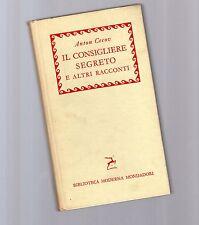 anton cecov - il consigliere segreto e altri racconti  - edizione B.M.M.