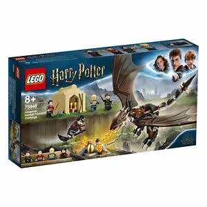 LEGO-Harry-Potter-75946-Das-Trimagische-Turnier-der-ungarische-Hornschwanz