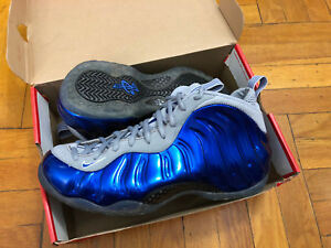 competitive price 61a78 bab00 Image is loading Nike-Air-FOAMPOSITE-ONE-1-PENNY-ORLANDO-MAGIC-