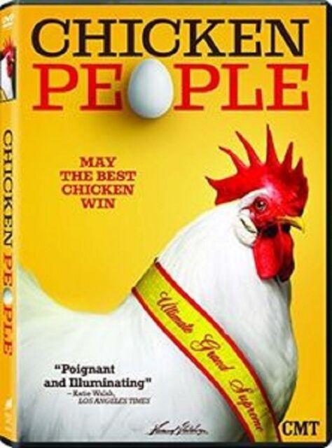 Chicken People May The Best Chicken Win Region 1 DVD