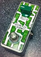 Give It Some Wellie Clean Guitar Boost Pedal