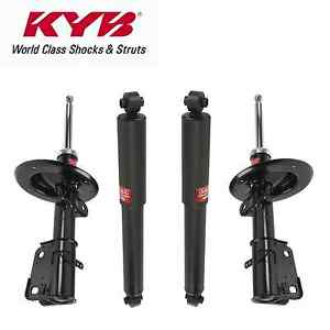 Image Is Loading Kyb 4 Shocks For Chrysler Town Amp Country