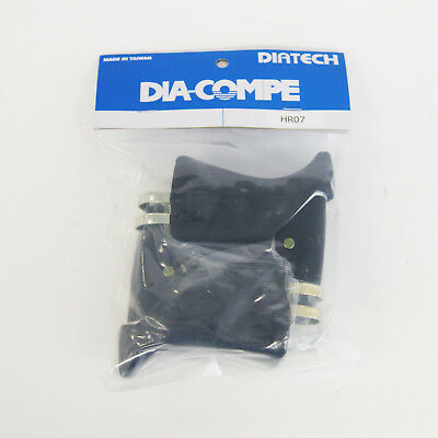 for Clamp 23.8mm BROWN DIA-COMPE DC138 Hand Rest Left /& Right Pair