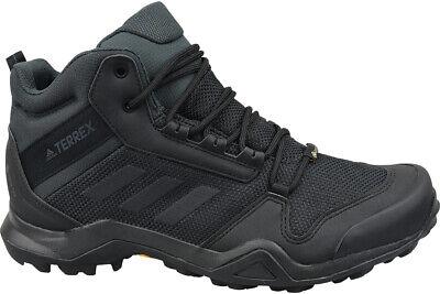 ADIDAS TERREX SWIFT R2 Mid G26551 Negro Hombre Zapatos Tenis Trekking Nuevo 2019!