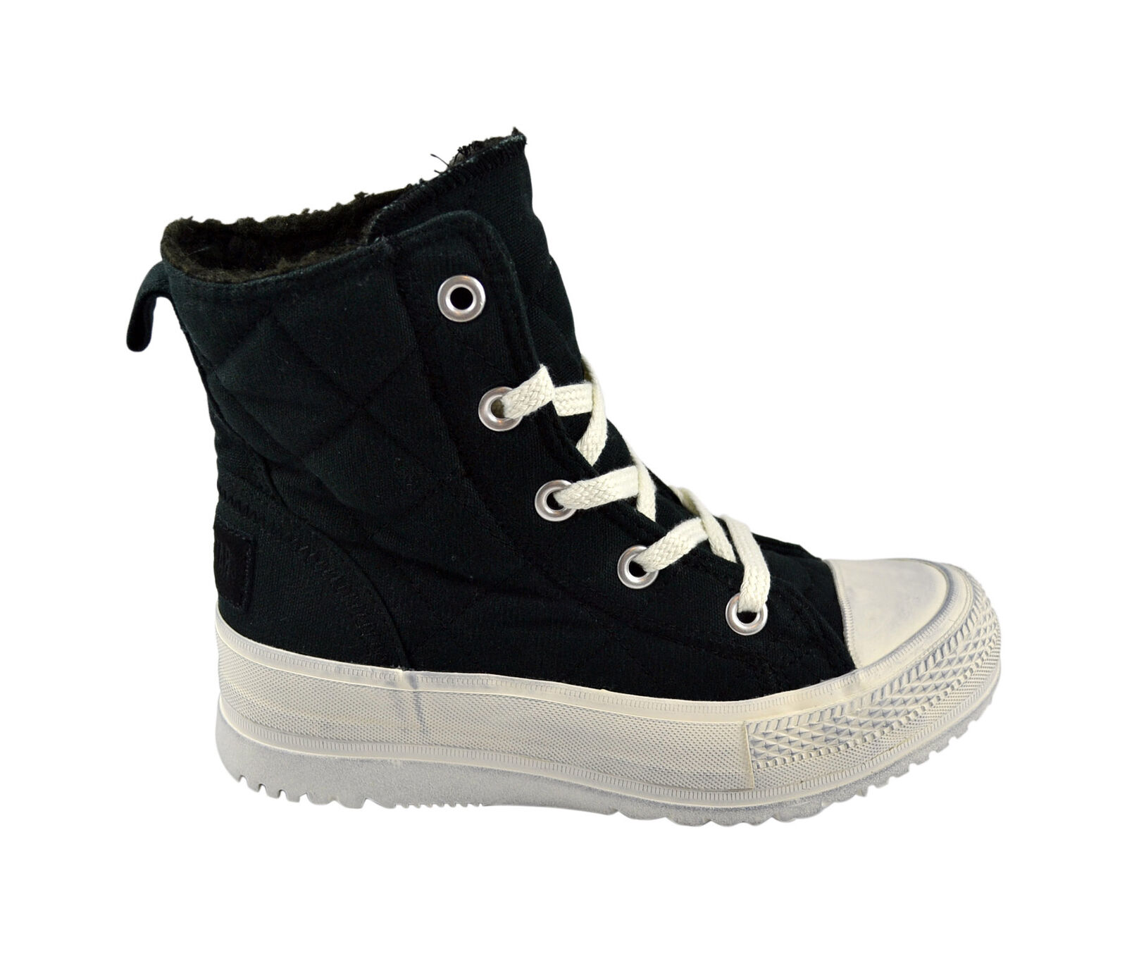 Converse CT Alice MID nero allevati col Stivali stivali selezione dimensione