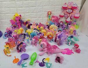 Hasbro My Little Pony lot with ferris wheel
