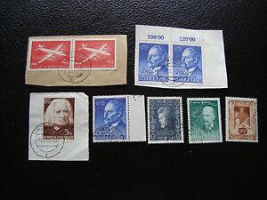 Osterreich-9-Gestempelte-Briefmarken-A23-Briefmarke-Austria