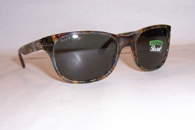 13285c7d90 NEW Persol Sunglasses PO 3020S 929 58 BROWN SPOTTED GREEN 54mm POLARIZED  3020