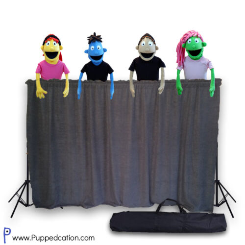 Classroom Puppet StageProfessional Tripod Puppet Stage Theater with bag