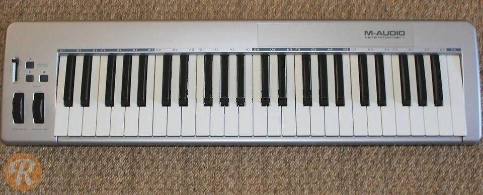 Keyboard, M-AUDIO KeyRig 49