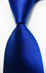 New-Classic-Blue-Checks-JACQUARD-WOVEN-100-Silk-Men-039-s-Tie-Necktie