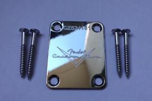 Custom-Shop-Gitarre-Halsplatte-fuer-Fender-Tele-oder-Strat