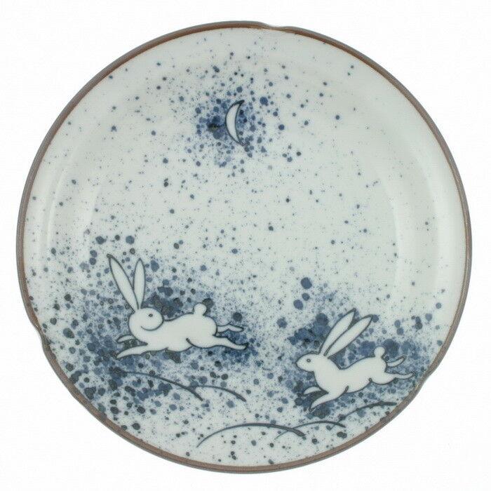 4x japonais 8-3 4  lapin lune planches  161-070