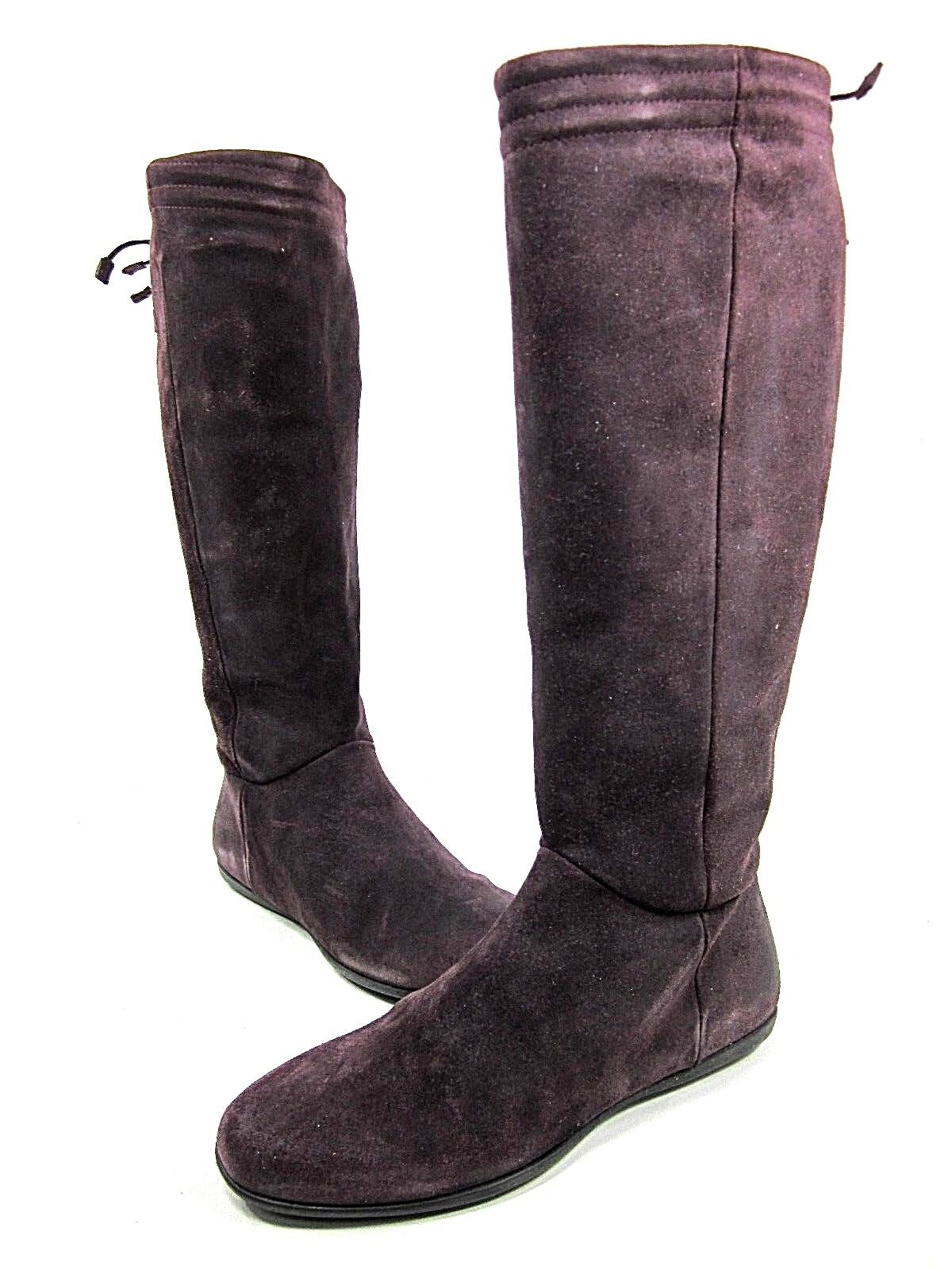 NARA SHOES, KEEPER KNEE-HIGH BOOT, WOMEN'S, BOX BORDO, US 9.5M, NEW WITHOUT BOX