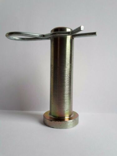 Bolzen Steckbolzen Oberlenker 150 mm 19 mm