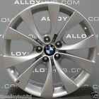 GENUINE OEM BMW X5 E70/E71 227M SPORT 20INCH V SPOKE SINGLE FRONT ALLOY WHEEL X1