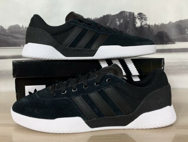 adidas City Cup Black Skate Shoes