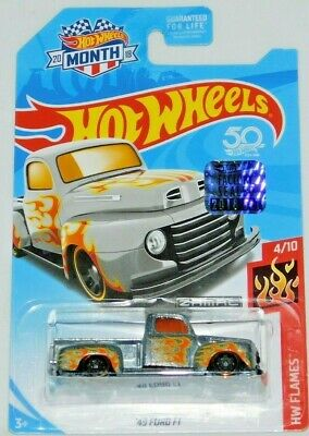 ZAMAC NF Limited FACTORY SET 2018 Hot Wheels /'49 Ford F1