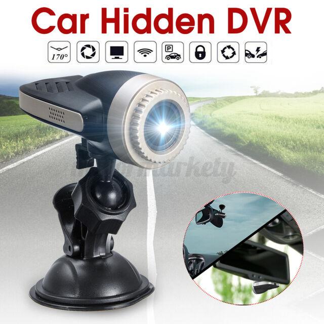 1080P HD Hidden WiFi Car Mirror Camera Spy Dash Cam Video Recorder DVR Dual Lens