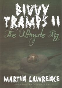 LAWRENCE-FISHING-BOOK-BIVVY-TRAMPS-2-TWO-II-THE-ULTIMATE-RIG-CARP-hardback-NEW