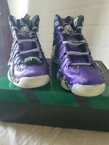 image is loading adidas crazy 8 size 11 nightmare before christmas - Adidas Crazy 8 Christmas