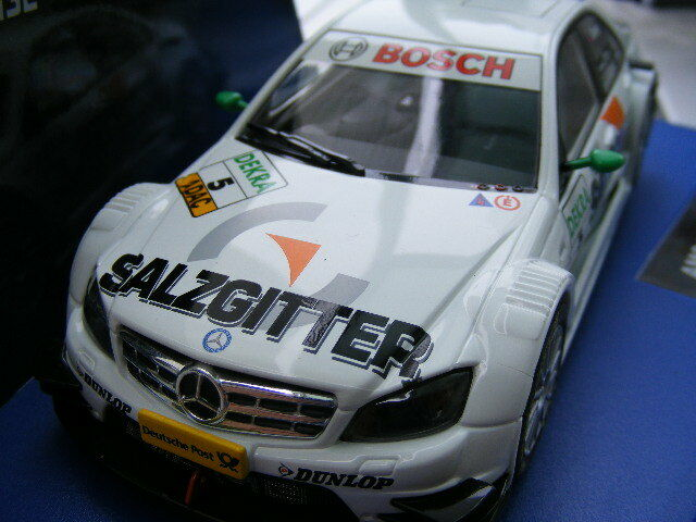 Carrera Digital 132 30502 Mercedes-Benz C-Class DTM Salzgitter Jamie Green NEW