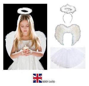 ANGELO Bianco Ragazze Costume