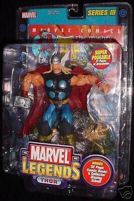 Marvel Legends Series 3 Thor MISB/MOC