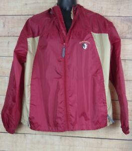 COLOSSEUM-ATHLETICS-Sz-Mens-M-Medium-Vintage-Florida-Seminoles-Windbreaker