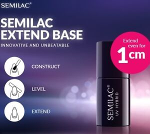 NEW-Semilac-Hybrid-Self-leveling-Extend-Base-7-ml