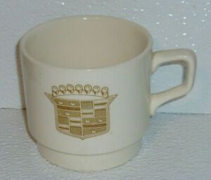 Cadillac-Mug-Cup-Vintage-Logo-Advertising-Coffee-Tea-2-75-034
