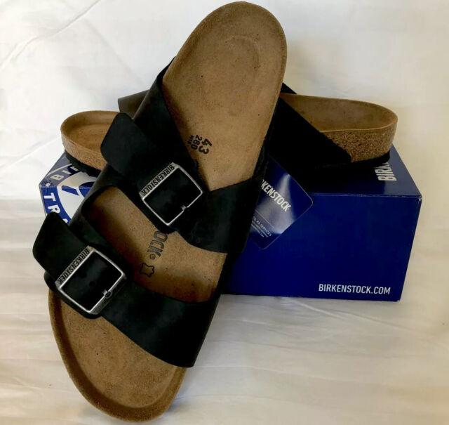 mens black leather birkenstock sandals