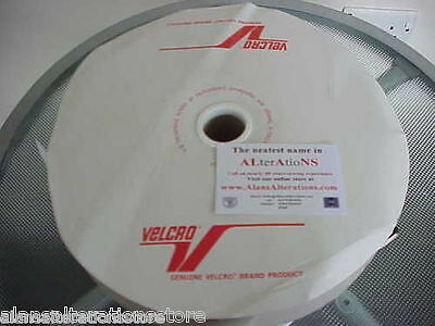 VELCRO® Brand 50mm Sew on Tape Beige//Fawn 5m Hook /& 5m Loop tape for Fabric