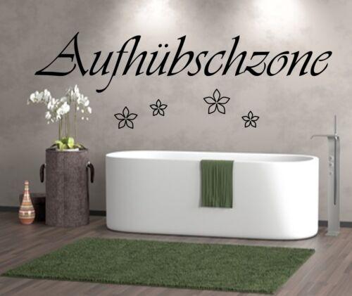 Wall Tattoo Bedroom Bathroom aufhübschzone +2016aw Wall Banners Decoration
