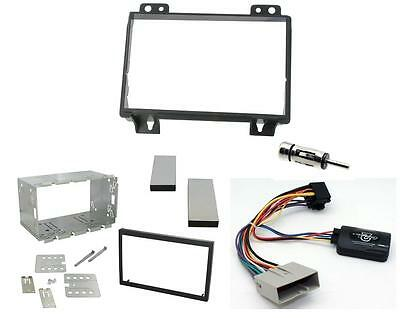 Mercedes E Class W211 02-09 Double Din Fitting Kit Connects2 CTKMB06 For