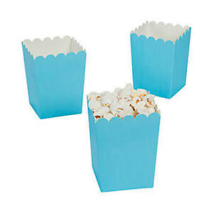 Pack-of-12-Light-Blue-Popcorn-Boxes-Party-Box-Favors