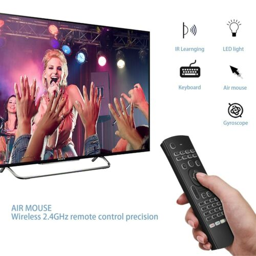 Mx3 Backlight Air Remote Mouse Ir Learning Min Android Tv Remote Control