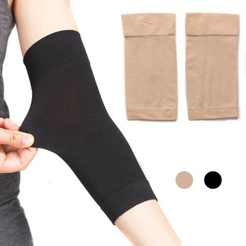 Durable Ultra-Slim Breathable Sports Elbow Arm Protective Sleeve Elastic Cover