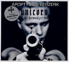 APOPTYGMA BERZERK Unicorn & The Harmonizer - CD + DVD - DIGIPAK - Remastered