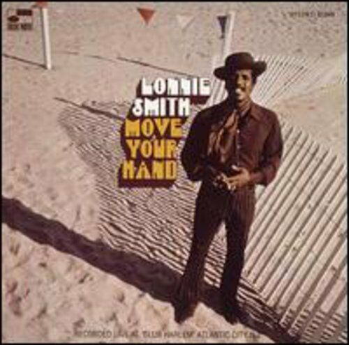 Dr. Lonnie Smith, Lonnie Smith - Move Your Hand [New CD] Manufactured On Demand