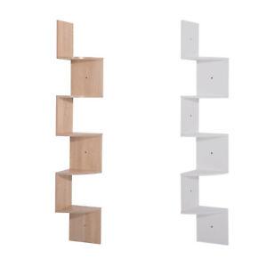 Etagere-d-Angle-Etagere-Murale-Zigzag-5-Niveaux-20-x-20-x-126-cm