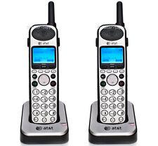 Set of 2 AT&T SynJ SB67108 4-line DECT 6.0 Cordless Handset for SB67118 SB67138
